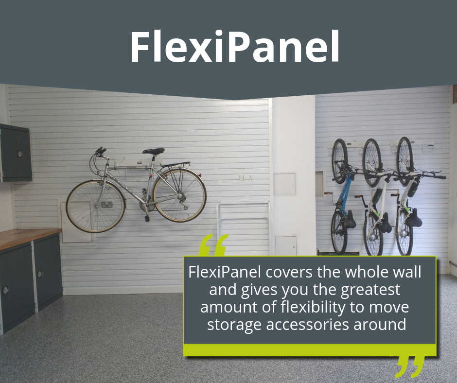 FlexiPanel dust-free wall solution