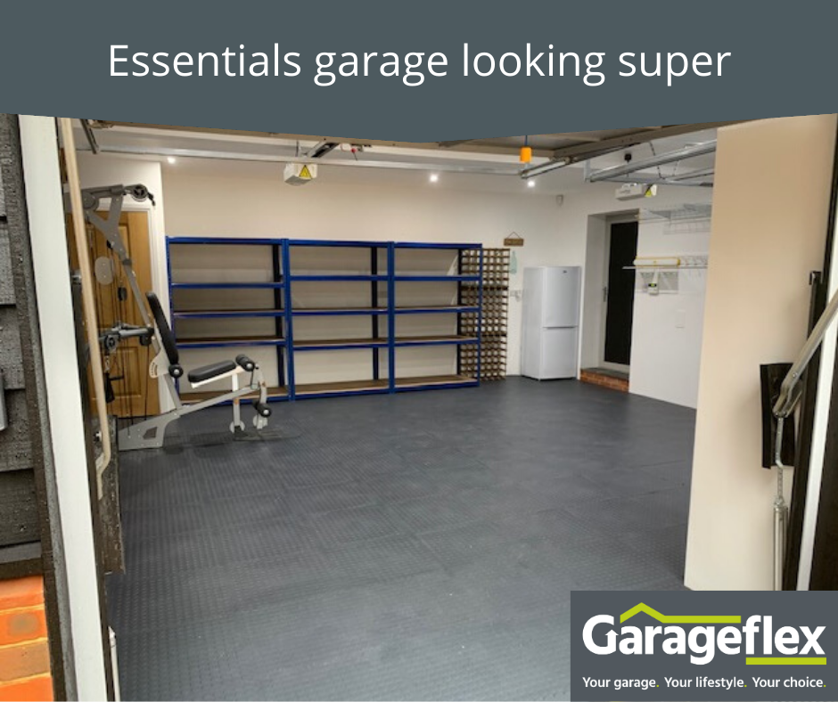 Hampshire Garageflex Essentials Installations