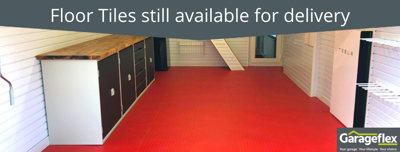 Floor Tiles now available for delivery