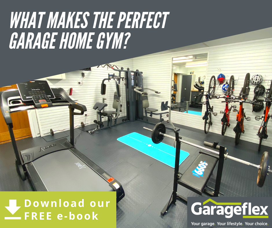 What makes the perfect garage home gym
