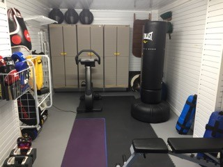 home gym archives  garageflex garageflex