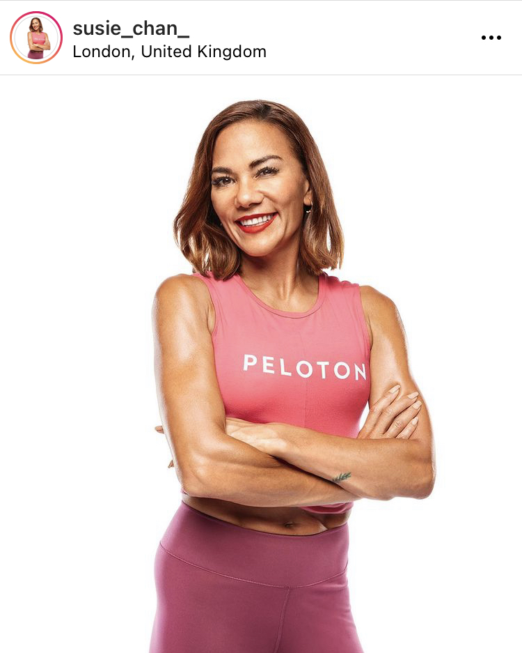 Susie Chan - One Peloton Instructor and Endurance Runner
