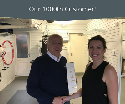 1000th Customer