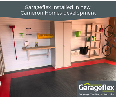 Sensational storage solutions installed in new Cameron Homes development