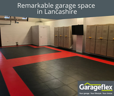 Complete Garage Transformation in Lancashire