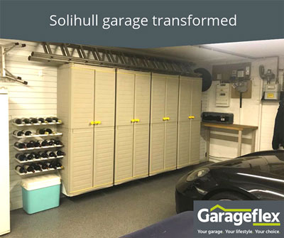 Solihull Garage Transformed