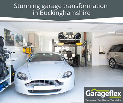 Stunning Garage Transformation in Buckinghamshire