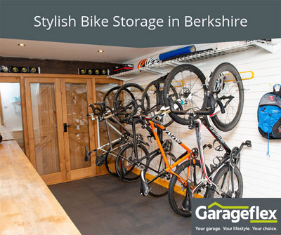 Stylish Bike Storage in Berkshire