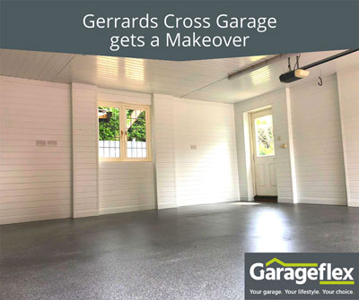 Gerrards Cross Garage gets a Makeover