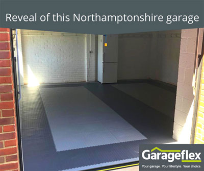 Reveal of this Northamptonshire garage