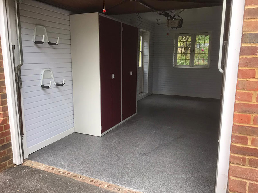 All change for this Surrey garage