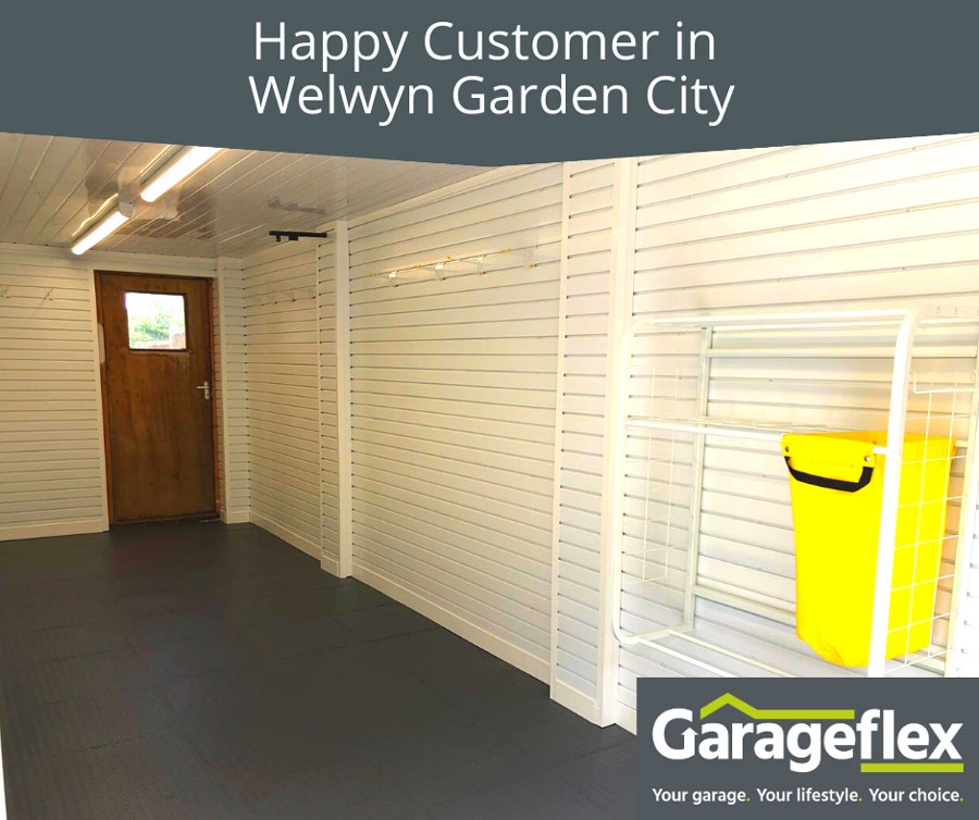 Happy Customer in Welwyn Garden City