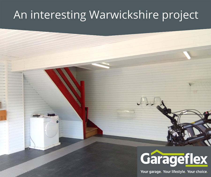 An interesting Warwickshire Project