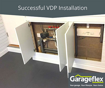 Successful VDP Installation