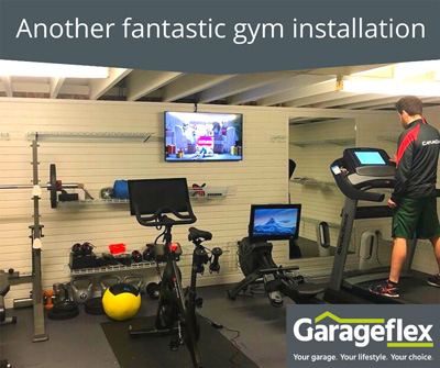 Another fantastic gym installation