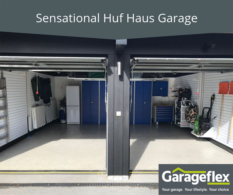 Sensational Huf Haus Garage