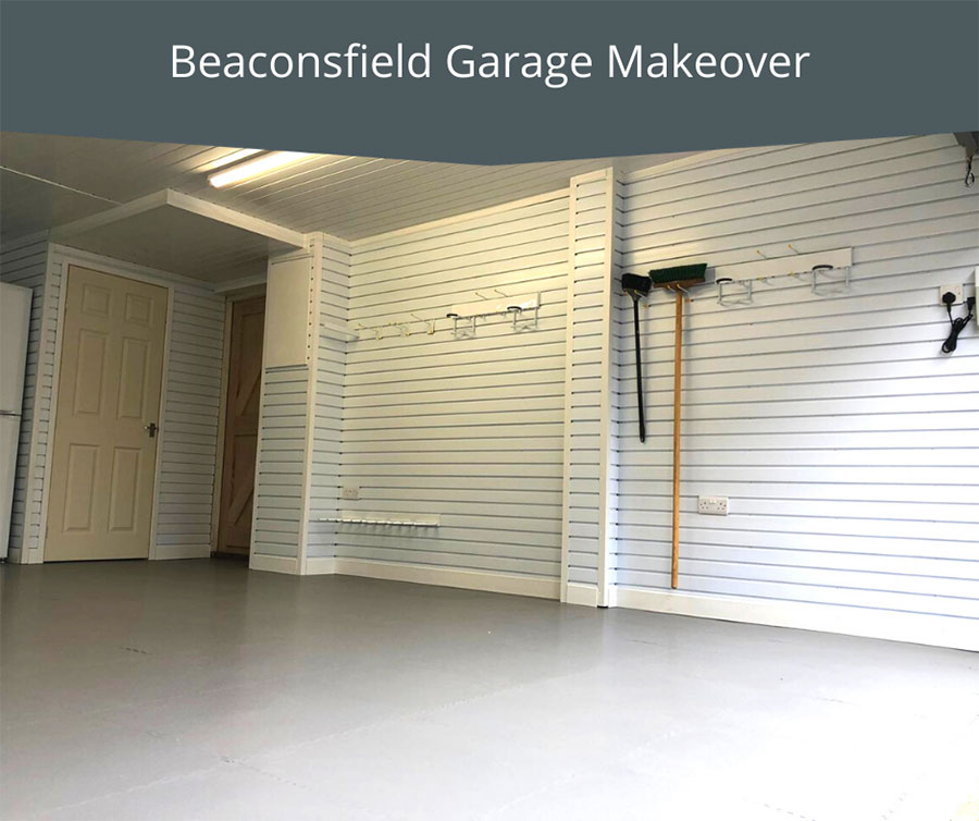 Beaconsfield Garage Makeover