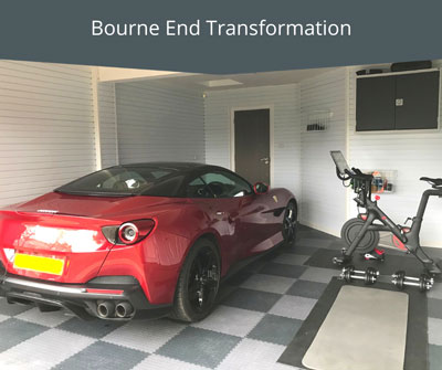Bourne End Transformation