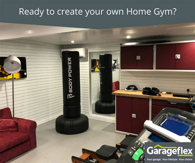 Ready to create your own Home Gym?