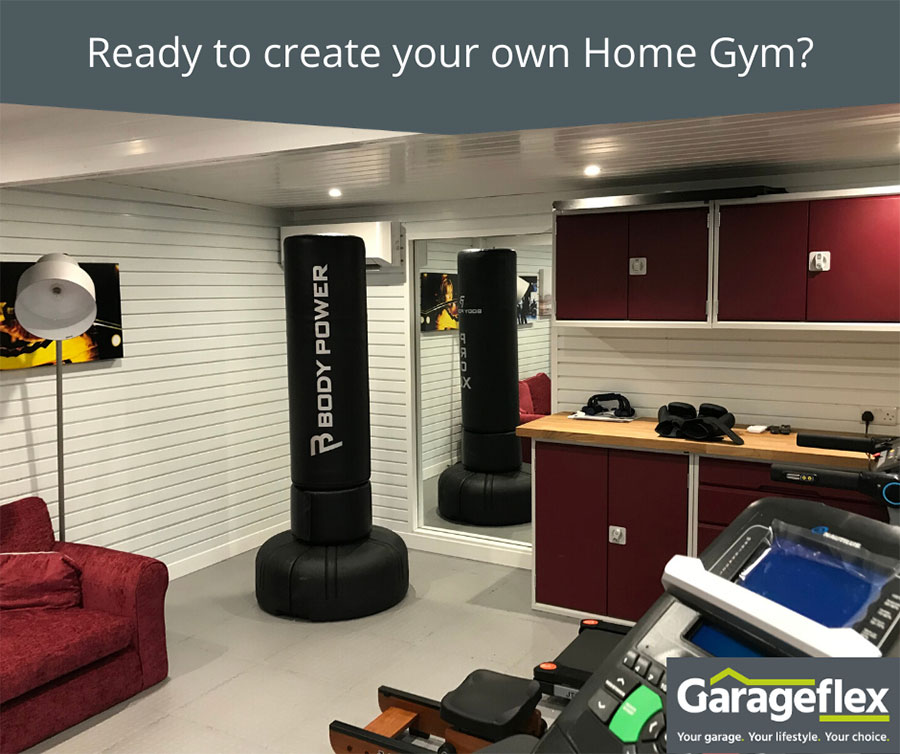 Ready to create your own Home Gym