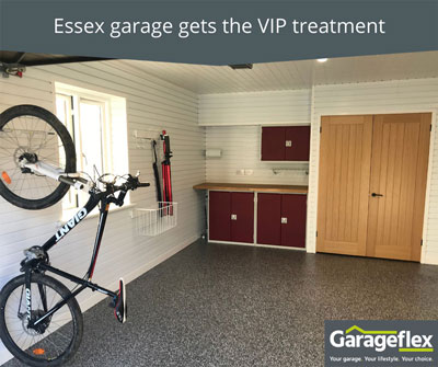 Essex garage gets the VIP treatment