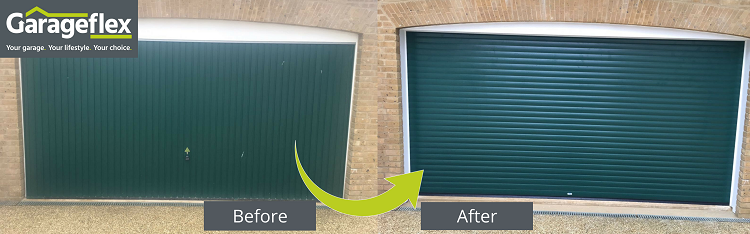 Installing New Garage Doors Can Really Increase Your Kerb