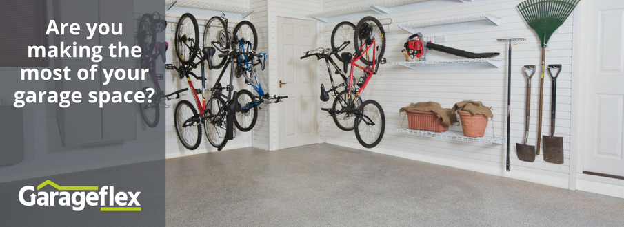 Are you making the most of your garage space?