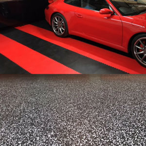 Garage Resin & Tile Flooring Solutions