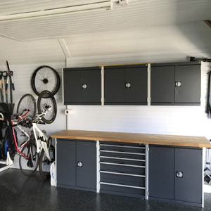 Garage Wall Storage Solutions