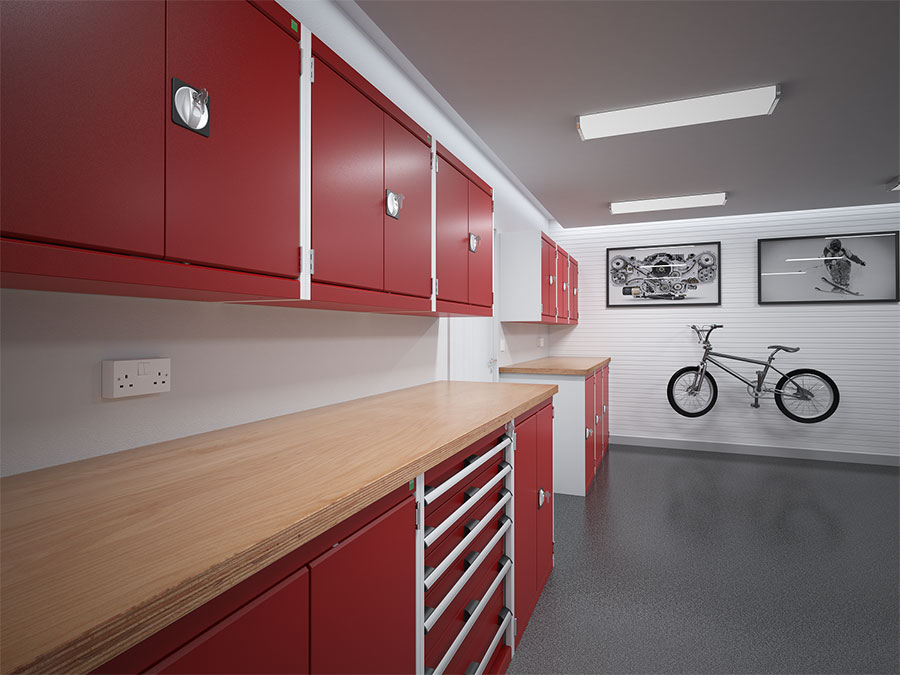 Metal Cabinets
