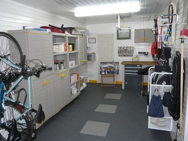 Showroom / Garageflex Installation