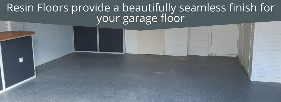 Garage Resin Floors