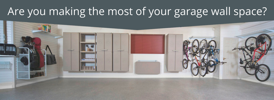 High Quality Garage Wall Storage Solutions