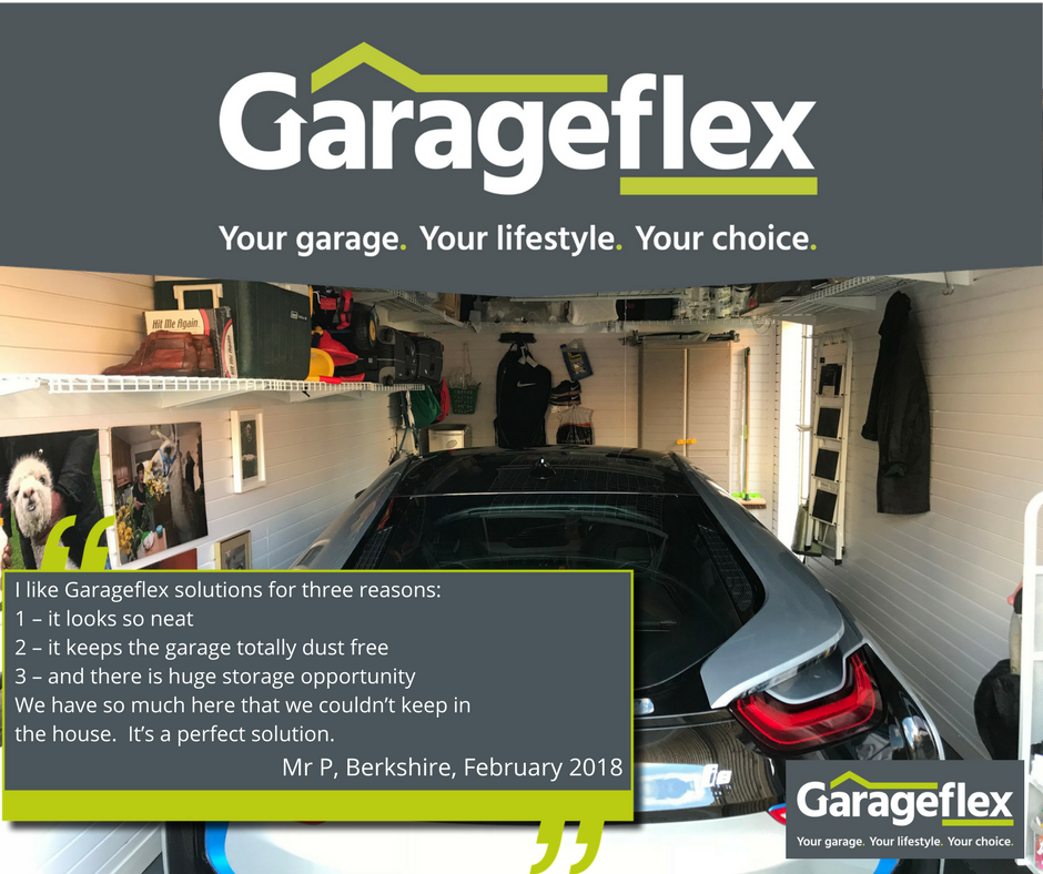 Berkshire Garage with Testimonial